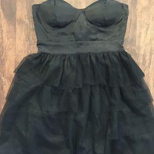 O'Neill strapless dress